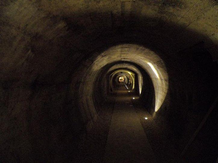 Izlet v podzemlje Kranja in manganov rudnik, 20. december 2009