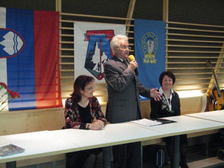 56. občni zbor Planinskega društva Pošte in Telekoma Ljubljana, 5. marec 2010