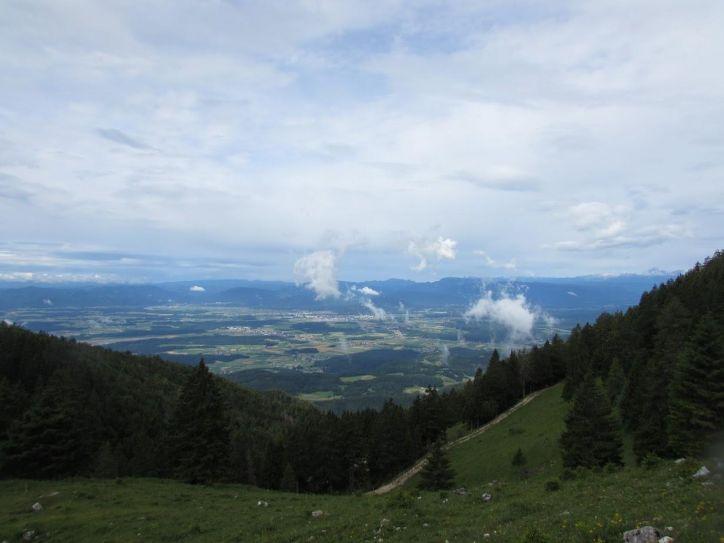 Izlet na Krvavec z Brežiškimi  Torkarji 14.junija 2018